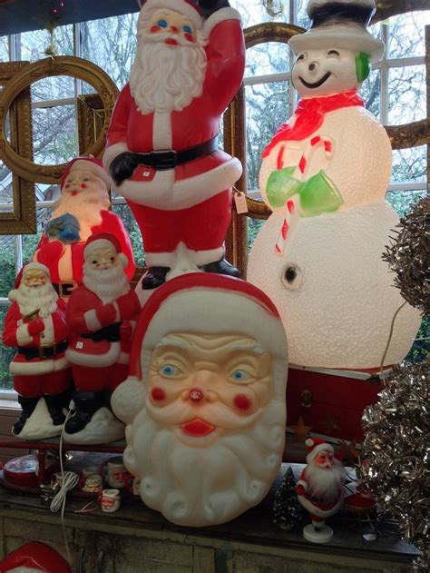 top 28 vintage outdoor christmas decorations for sale