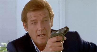 Moore Bond Roger James Cannonball Run 007