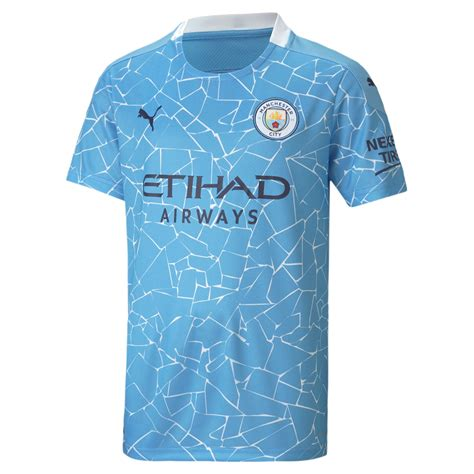 Manchester City domicile maillot KIDS - Maillots-Football.com