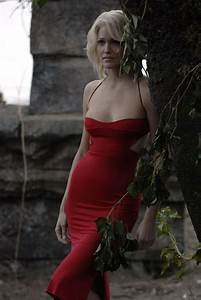 Tricia Helfer | Nr. 6 | Lady In Red ♀ | Pinterest | Tricia ...