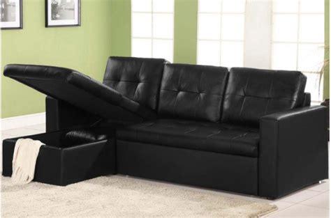canap convertible simili cuir canapé angle noir simili cuir