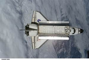 NASA - Shuttle Departs Station
