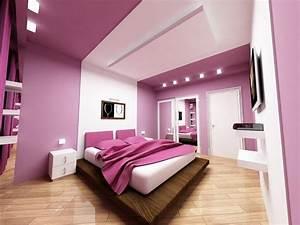 Bedroom Color Combinations Purple