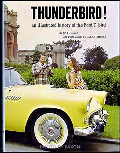 1955 Ford Thunderbird Electrical Assembly Manual Reprint