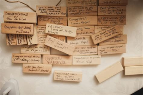 jenga tile ideas be our guest mendocino weddings events