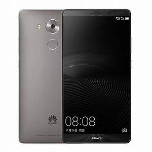 Huawei Mate 8 3 32gb Fingerprint 4g Lte Dual Sim Full Active Android 6 0 Octa Core 2 3ghz 6 0