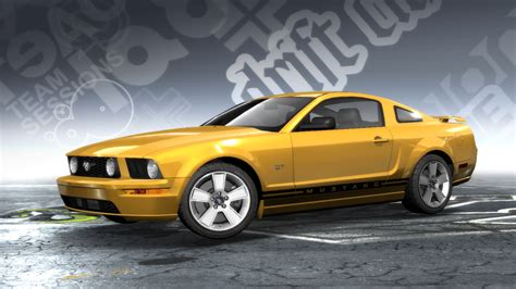 2005 Mustang Gt 0 60 by Ford Mustang Gt 2005 Need For Speed Wiki Fandom