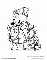Halloween Drucken Ausmalbilder Malvorlagen Zum Coloring Pooh Winnie Konabeun Ausmalbild Ausdrucken Printable Kostenlos Club sketch template