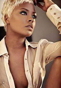 15 Short Blonde Hairstyles for Black Women Short Hairstyles & Haircuts 2018