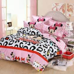 mickey and minnie bedding set about proud mickey and