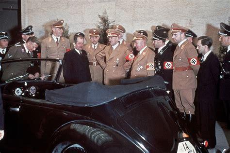 Prezent Na 50te Urodziny Adolfa Hitlera, 20 Kwietnia 1939