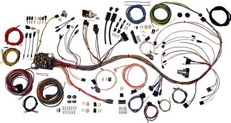 1972 C10 Engine Wiring Harnes by Chevy C10 Wiring Harness Complete Wiring Harness Kit