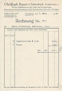 Kleine Rechnung : ott schwabach rechnungen etc ~ Themetempest.com Abrechnung