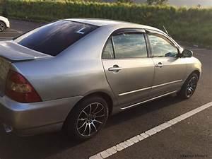 Used Toyota Corolla Nze