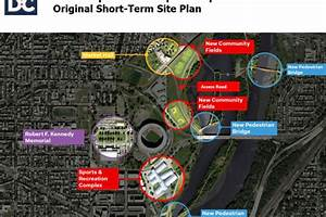 From gray to green: RFK stadium redevelopment in DC