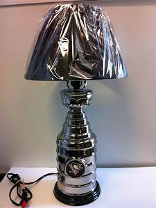 Pittsburgh Penguins Lamp Lighting And Ceiling Fans