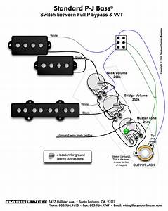 Pj Wiring Question About Jazz Bypass