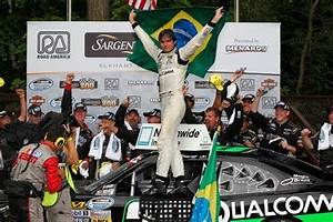 Piquet nabs first NASCAR national series victory ...
