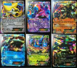 ex pokemon cards not in images