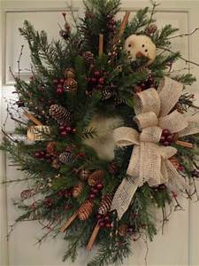 25 diy ideas to a winter wreath pretty designs