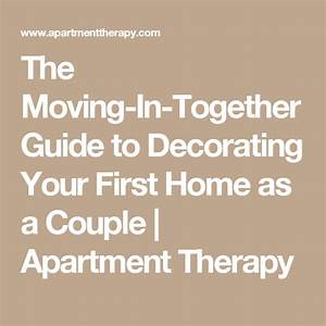 Emménager En Couple : the moving in together guide to decorating your first home as a couple apartment pinterest ~ Nature-et-papiers.com Idées de Décoration