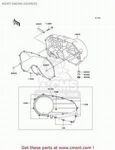 Kawasaki Vn800a7 Vulcan 800 2001 Usa California Right