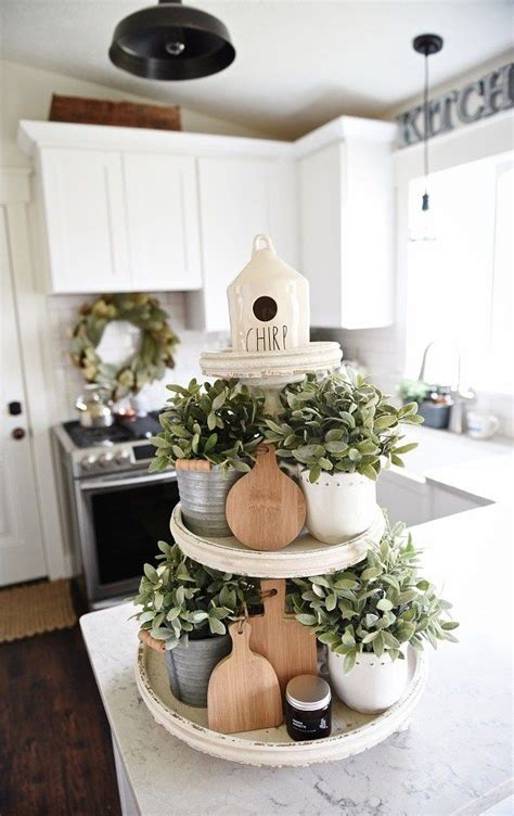 absolutely stunning tiered tray styling ideas   blow  mind  art  life