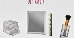 Ikea Kleine Räume : la reines blog ikea schminktisch selbermachen ekby ~ Lizthompson.info Haus und Dekorationen