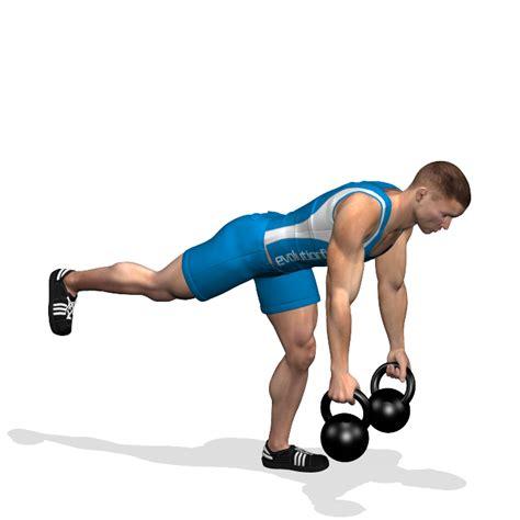 kettlebell deadlift leg training evolutionfit fitness exercises lift muscles lats legs workout involved muscle bodybuilder