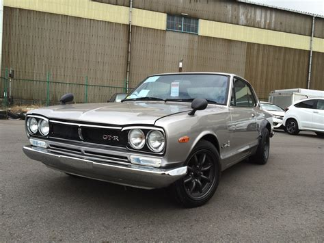 old nissan coupe skyline coupe gt hakosuka kgc10 for sale haksouka kgc10 gt