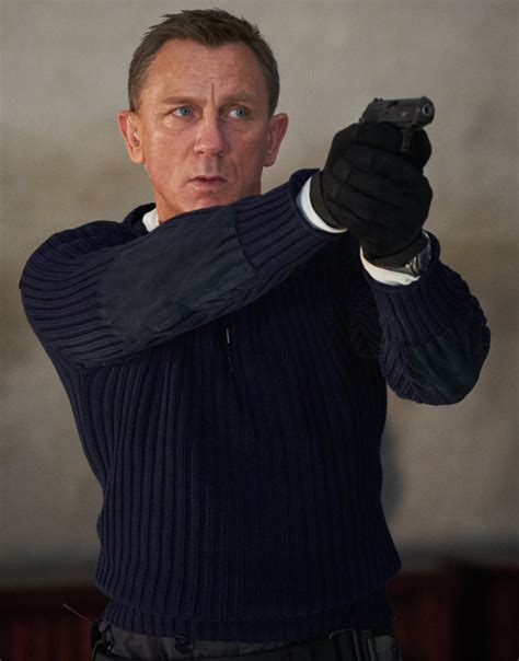 No Time To Die James Bond Sweater - Ultimate Jackets Blog