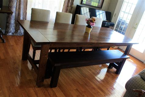 Bench Chair by Dining Table With Bench And Chairs Were Comfortable The