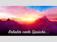 ᐅ Beliebte coole Sprüche