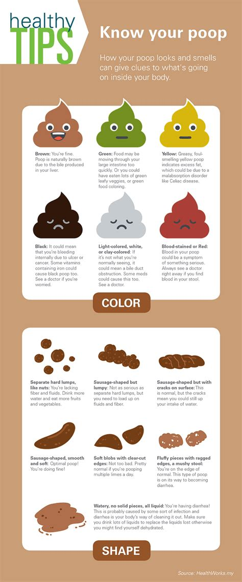 baby stool color what does say about my health