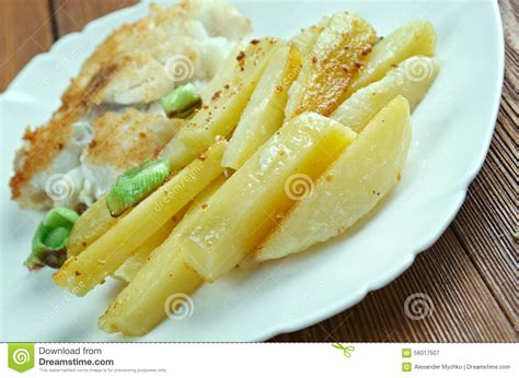 carpe cuisine carpe frite stock photo image 56017507