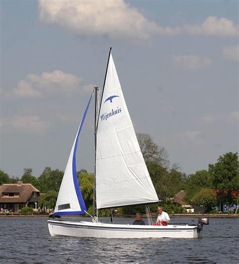 Foto Zeilboot by Nijenhuis Bootverhuur Boten Verhuur Zeilboot