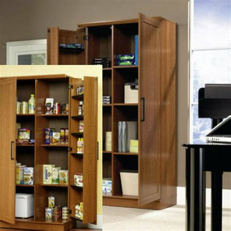 Cupboard Organisers by Kitchen Pantry Cabinet Office Storage Furniture Shelf