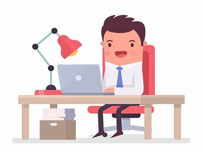 Clipart Sales Manager Male Representative Email Hr