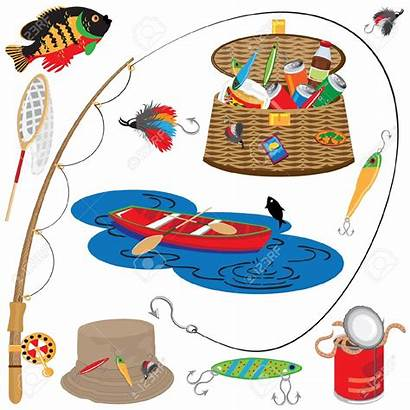 Clipart Fishing Equipment Gear Clipground