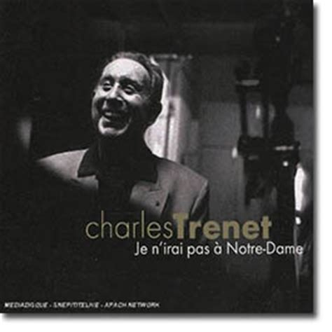 Sa Discographie Disponible !  Charles Trenet Le