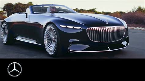 luxury mercedes vision mercedes maybach 6 cabriolet revelation of luxury