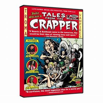 Crapper Tales Dvd Cast Joe Troma