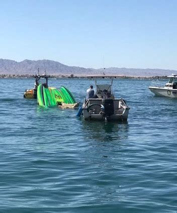 Topock Boat Crash Update by Two Men Killed In Lake Havasu High Speed Boating Accident