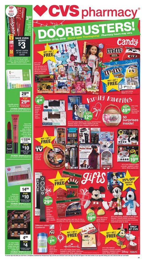 Cvs Sales by Cvs Black Friday 2018 Ad Deals And Sales Savings