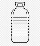 Plastic Bottles Clipart Bottle Water Colouring Coloring Pages Template Webstockreview Templates Pinclipart Sketch sketch template