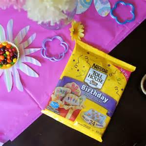 Nestle Toll House Cookie Cakes Birthday
