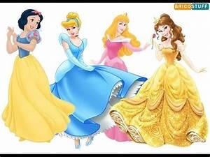 Blanche Neige Disney Youtube : set de 37 stickers muraux princesses disney cendrillon belle blanche neige bois dormant youtube ~ Medecine-chirurgie-esthetiques.com Avis de Voitures