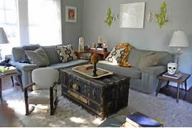 Living Room Trunks by Astounding Rustic Trunk Coffee Table Decorating Ideas Images In Living Room E