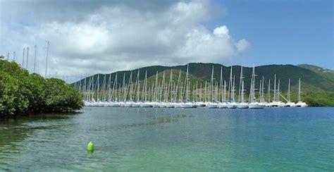 Tortola Hurricane Boats by Latitude 38 Lectronic Latitude