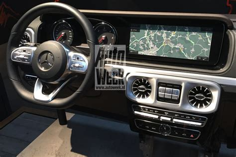 Mercedes Interior 2019 by Let S Talk About The 2019 Mercedes G Class Interior